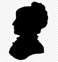 woman silhouette victorian clipart victorian era silhouette the victorians [ 900 x 1000 Pixel ]
