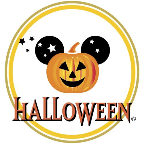 small resolution of halloween disney vector clipart halloween logo clip art