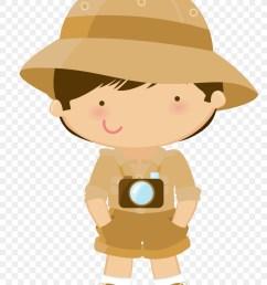 safari boy png clipart clip art [ 900 x 1400 Pixel ]