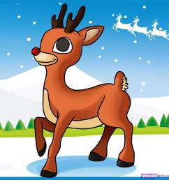rudolph the red nosed reindeer clipart rudolph the red nosed reindeer rudolph the red  [ 900 x 900 Pixel ]