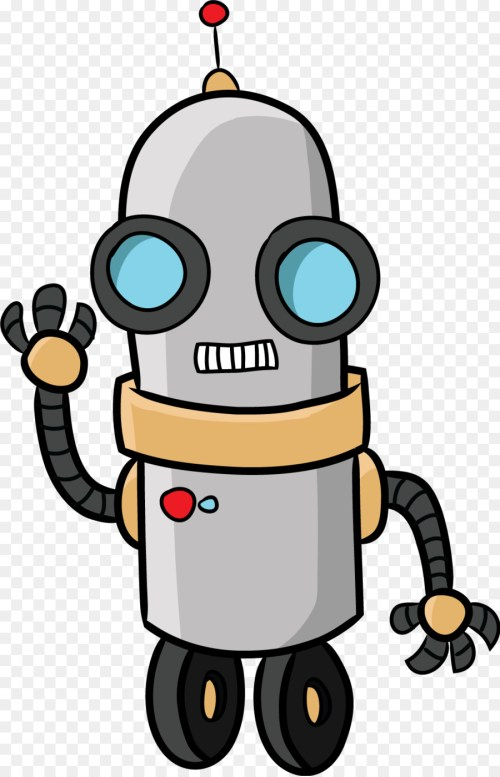 small resolution of cute robot png clipart robot clip art