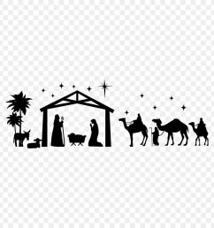christmas daynativity scenesanta clausnativity of jesuschristmas ornamentsticker [ 900 x 900 Pixel ]