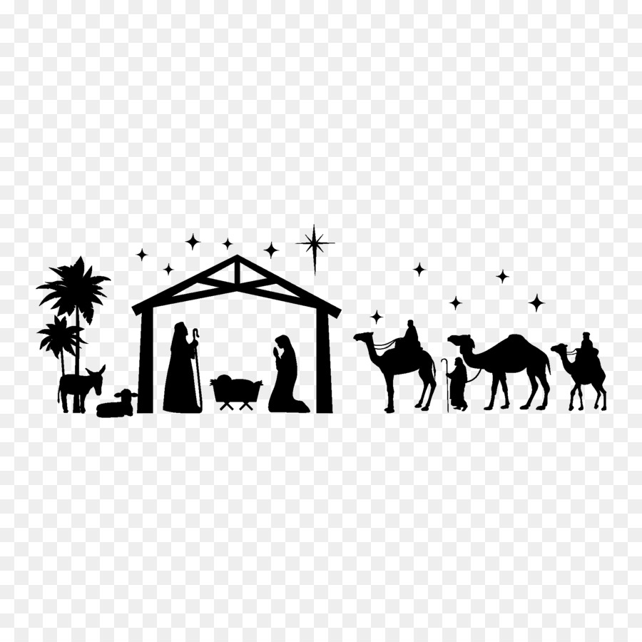 medium resolution of christmas daynativity scenesanta clausnativity of jesuschristmas ornamentsticker