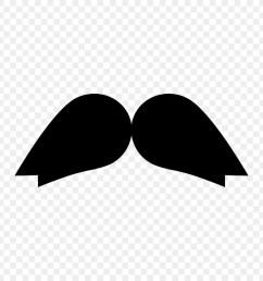 charlie chaplin mustache in png clipart walrus moustache clip art [ 900 x 900 Pixel ]