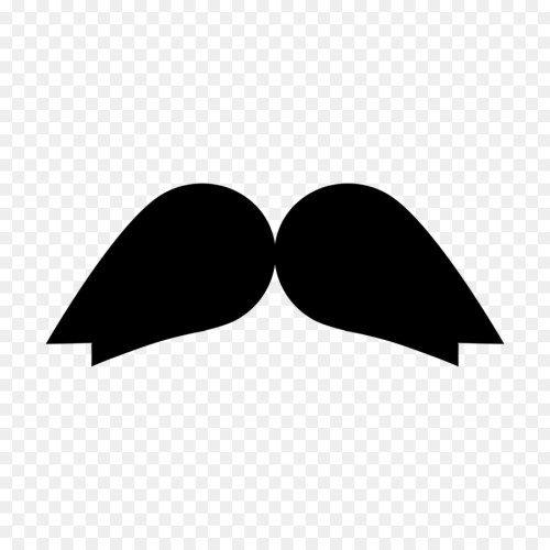 small resolution of charlie chaplin mustache in png clipart walrus moustache clip art