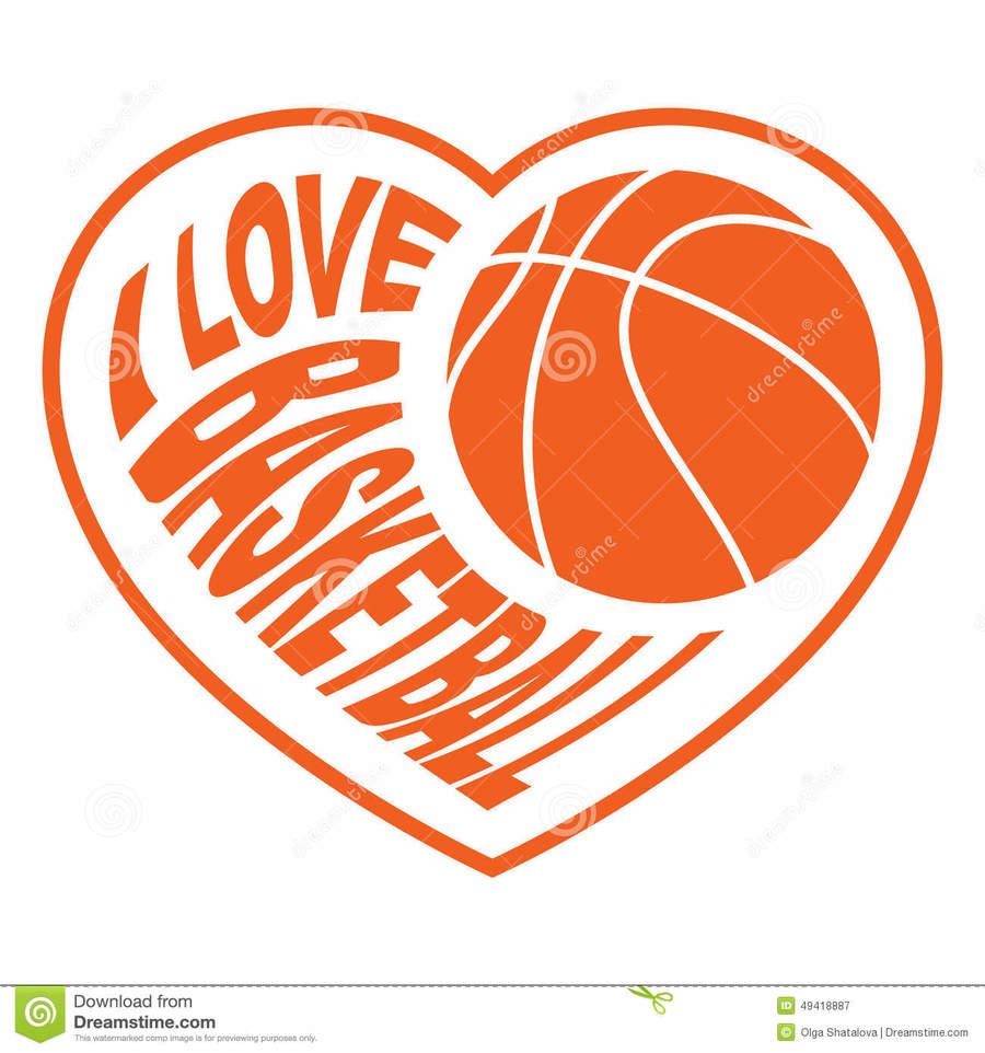 medium resolution of baloncesto corazon clipart basketball clip art