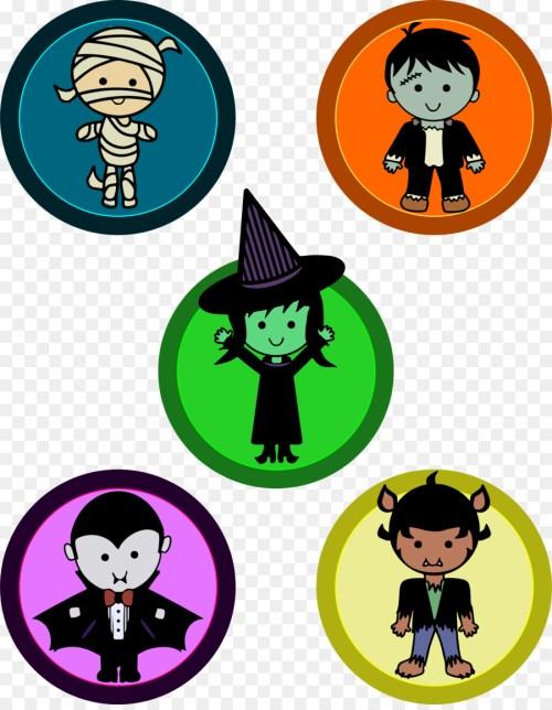 small resolution of cute halloween monster clipart halloween clip art