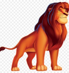 lion king lion clipart simba mufasa the lion king [ 900 x 880 Pixel ]