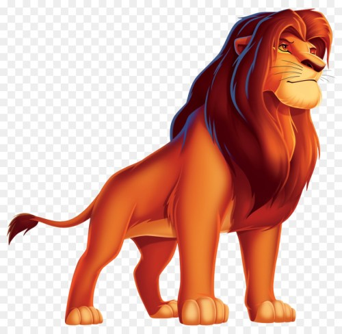 small resolution of lion king lion clipart simba mufasa the lion king