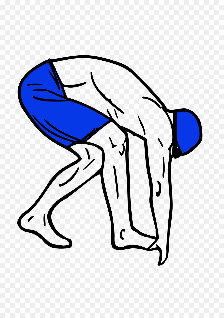 hight resolution of swimmer on starting block clipart swimming clip art
