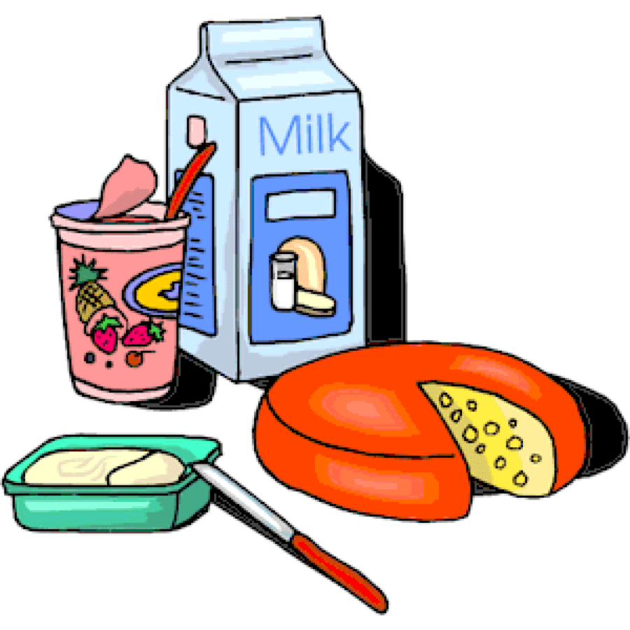 hight resolution of dairy clipart milk dairy food dairy products