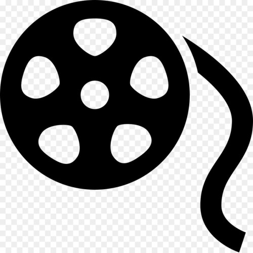 small resolution of movie reel silhouette png clipart film clip art