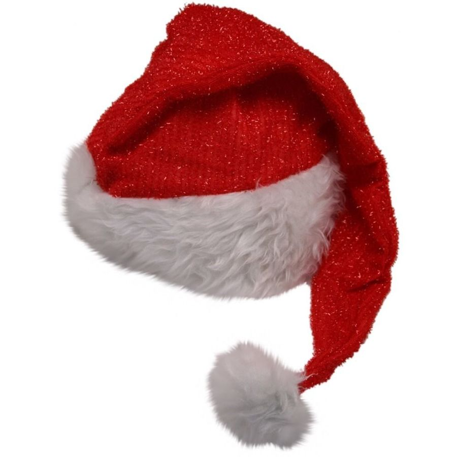 hight resolution of red glitter oversized santa hat clipart santa claus hat santa suit