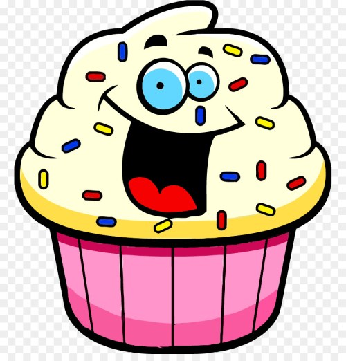 small resolution of cartoon cupcake clipart cupcake american muffins