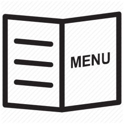Restaurant Logo clipart Menu Food Restaurant transparent clip art