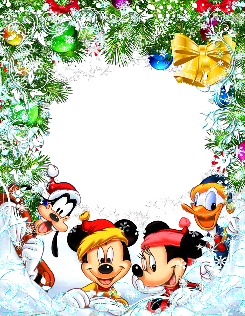 hight resolution of disney christmas border clipart mickey mouse minnie mouse santa claus
