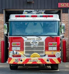 fire department clipart south lyon fire department fire engine [ 897 x 1024 Pixel ]