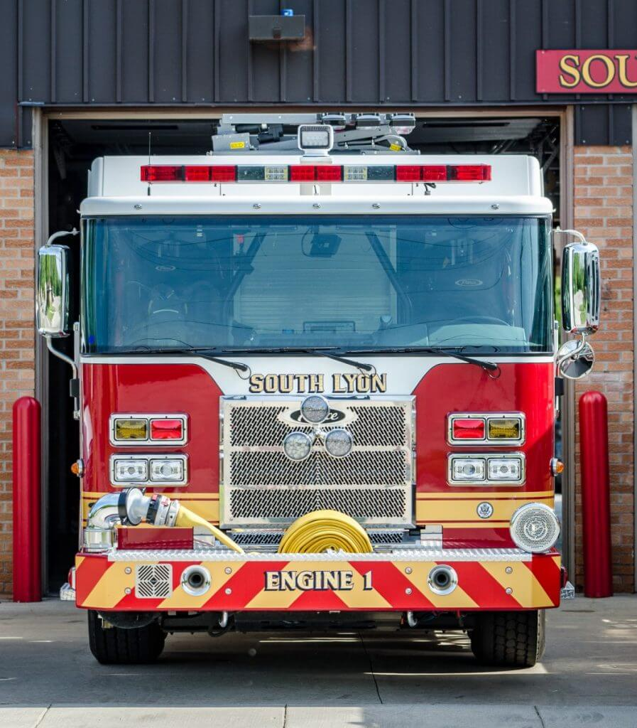 hight resolution of fire department clipart south lyon fire department fire engine