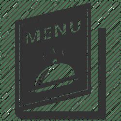 Restaurant Logo clipart Menu Text Font transparent clip art