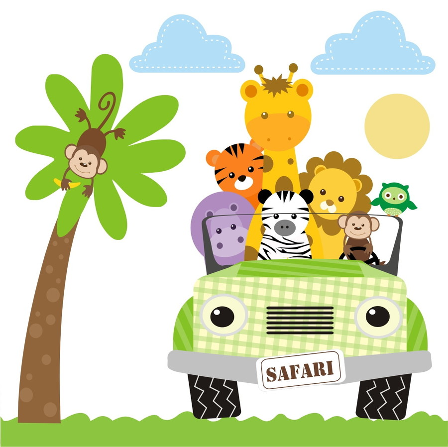 hight resolution of dibujos safari infantil clipart safari park clip art