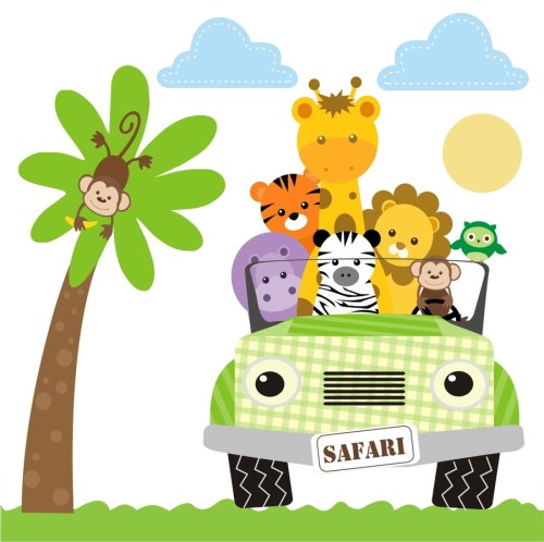 small resolution of dibujos safari infantil clipart safari park clip art