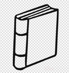 black and white book clipart book covers clip art [ 900 x 900 Pixel ]
