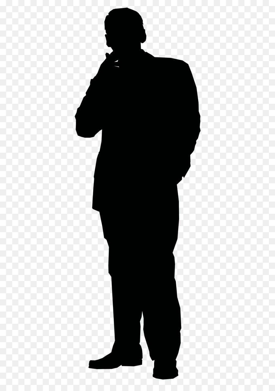 hight resolution of silhouette person thinking clipart silhouette clip art