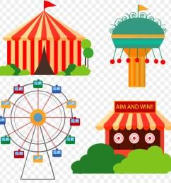 carnival cartoon clipart clip art [ 900 x 900 Pixel ]