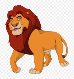 lion king mufasa base clipart mufasa simba lion [ 900 x 900 Pixel ]