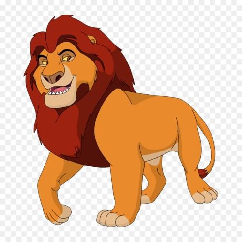 small resolution of lion king mufasa base clipart mufasa simba lion