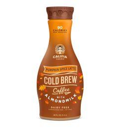 califiafarms pumpkin spice latte cold brew coffee clipart pumpkin spice latte cold brew coffee [ 900 x 900 Pixel ]