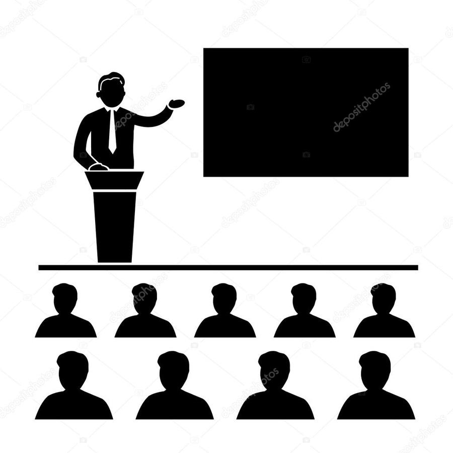 hight resolution of conference pictogram clipart meeting convention