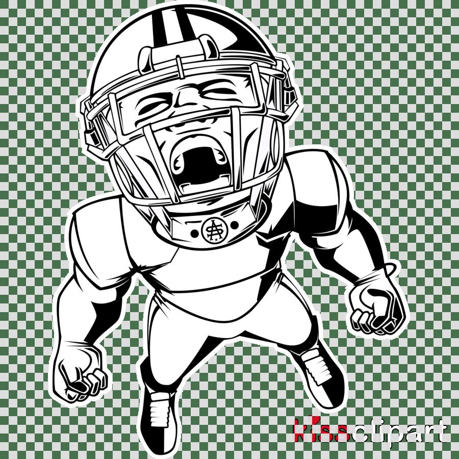 hight resolution of football player blank clipart american football football player clip art