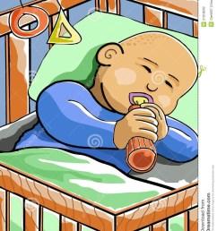 baby crib clipart [ 900 x 1143 Pixel ]