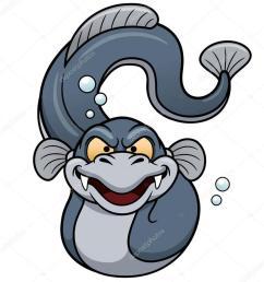 angry eel clipart electric eel clip art [ 900 x 900 Pixel ]