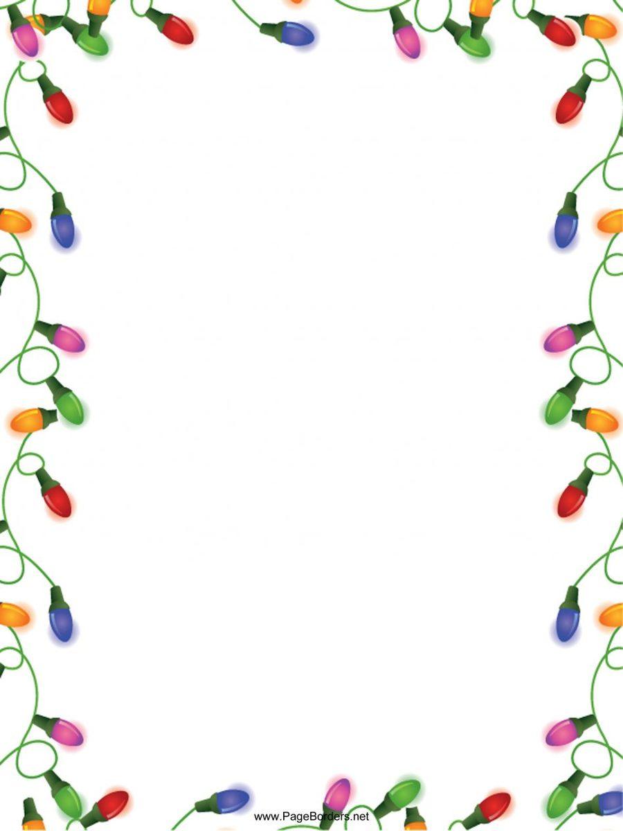 medium resolution of christmas border clipart paper santa claus clip art