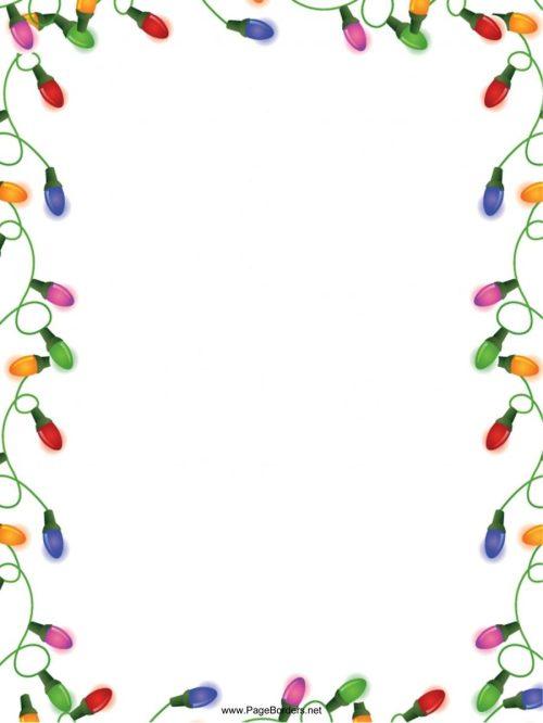 small resolution of christmas border clipart paper santa claus clip art