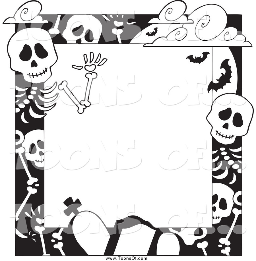 hight resolution of black and white free halloween clipart halloween clip art