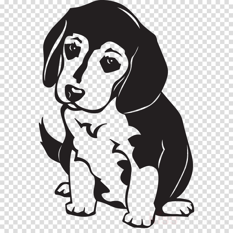 hight resolution of vector beagle puppy clipart beagle puppy