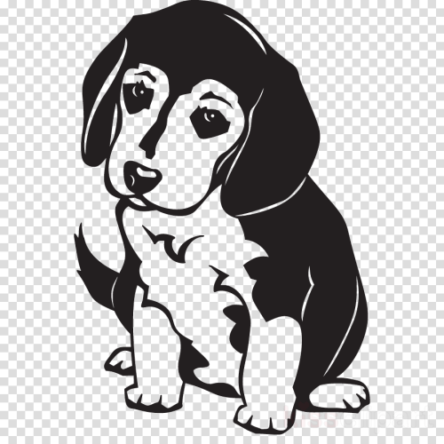 small resolution of vector beagle puppy clipart beagle puppy