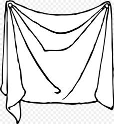 Bed Cartoon clipart Bed Pillow White transparent clip art