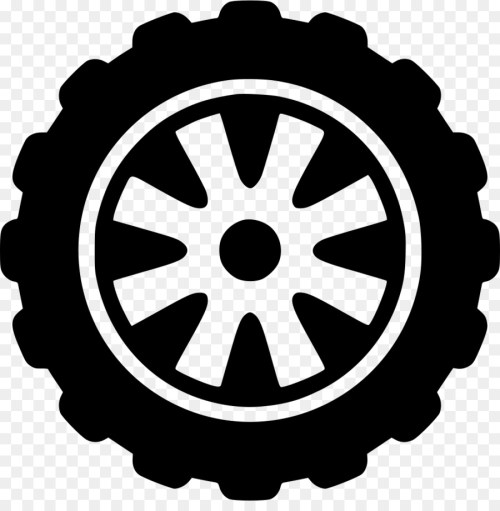 small resolution of car tyre vector png clipart car tire