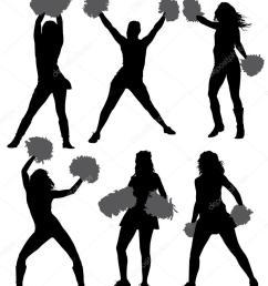 dance team silhouette clipart silhouette dance [ 868 x 1023 Pixel ]