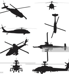 download military helicopter clipart sikorsky uh 60 black hawk helicopter boeing ah 64 apache [ 900 x 884 Pixel ]