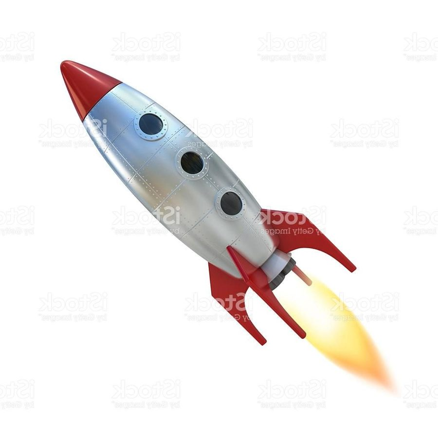 hight resolution of spaceship clipart