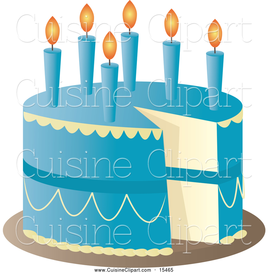 hight resolution of cake with slice missing clipart frosting icing birthday candles clip art
