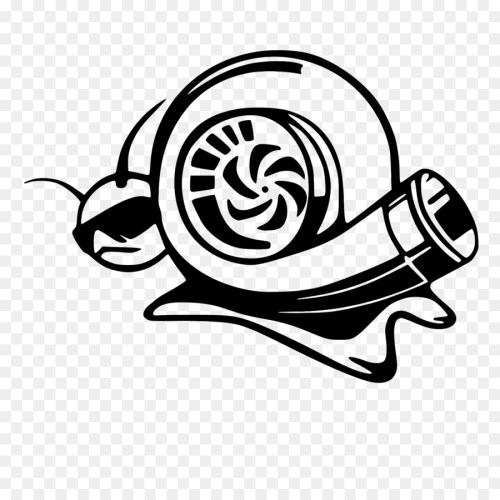 small resolution of turbo snail clipart car decal sticker