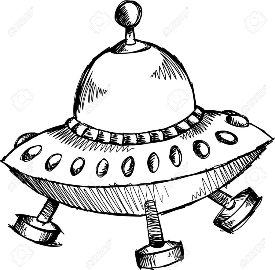 hight resolution of doodle spaceship clipart doodle clip art