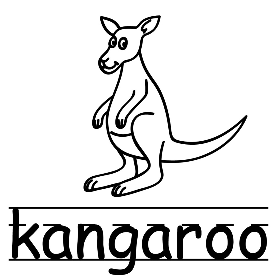 hight resolution of kangaroo clipart kangaroo rat clip art