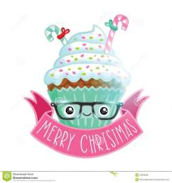 christmas cartoon cupcakes clipart cupcake american muffins christmas graphics [ 900 x 962 Pixel ]